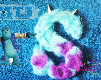 Sulley/Wood Letters/Customized/Made-to-Order/