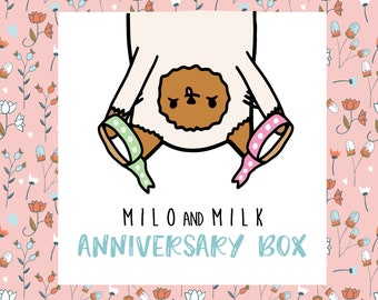 Anniversary Box | Milo and Milk 2018