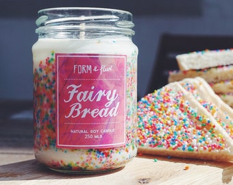 Fairy Bread - Jam Jar Candle