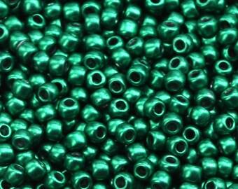 11/0 TOHO beads * Hybrid Metallic Lush Meadow *-TR-11-YPS0016-Beads, 2.2 mm-10 g