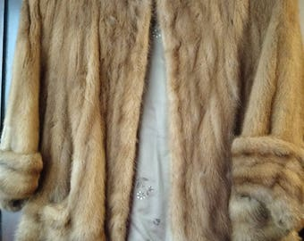 Vola's Mink Jacket