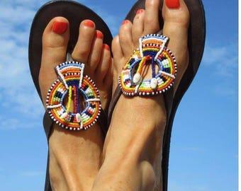 Maasai Mzalendo Sandals