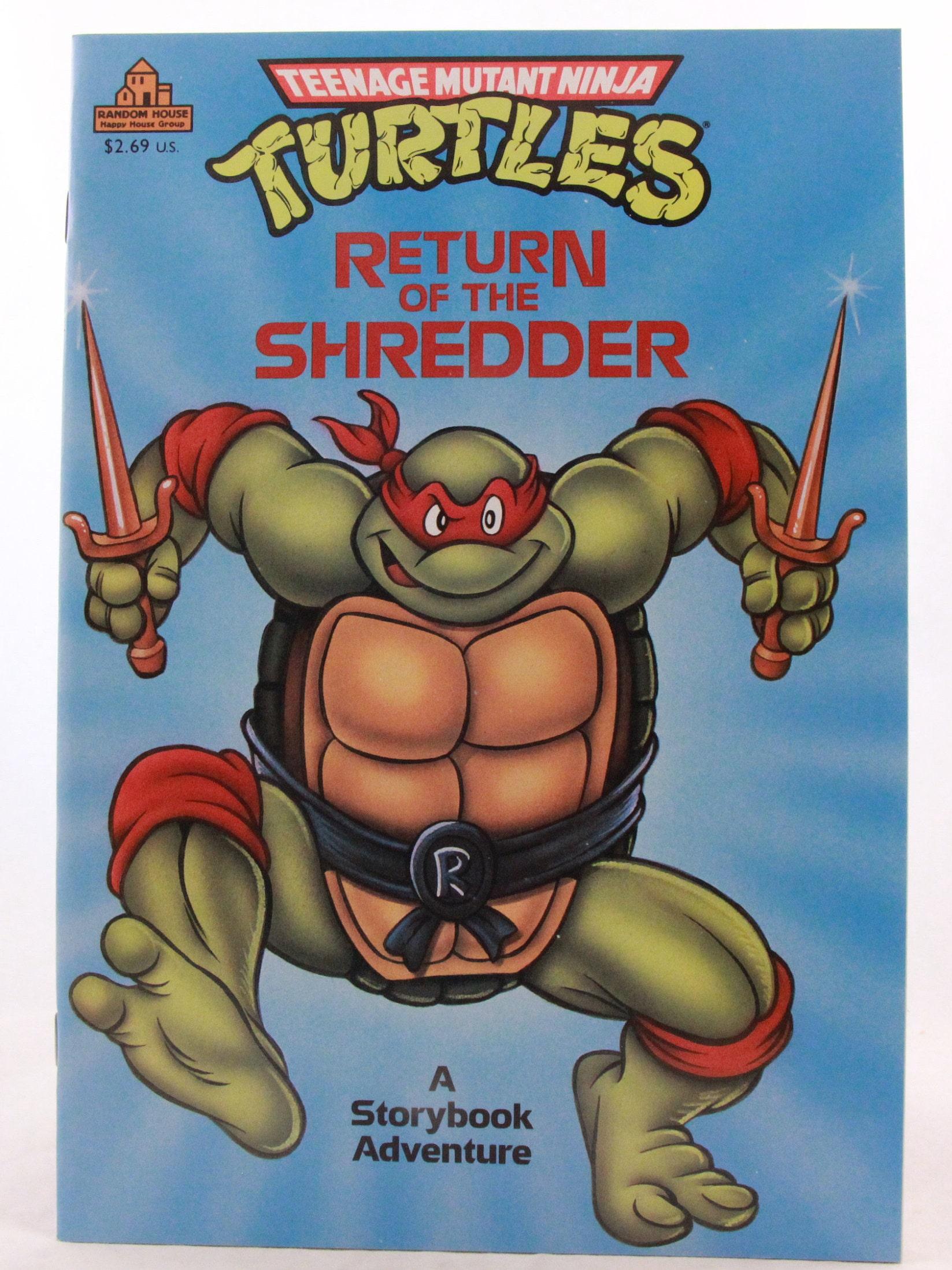 Neue alte Lager 1990 Teenage Mutant Ninja Turtles