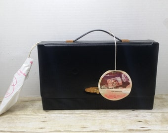 Mirror Go Lightly, 1960s still in original carrying case with tags, working order, see all pics