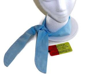 Neck Cooler, Blue Cooling Bandanna, Gel Neck Scarf, Summer Heat Relief, Gift For Men and Women