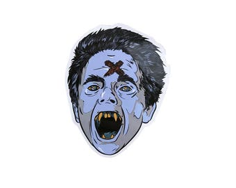 Evil Ed Fright Night Sticker