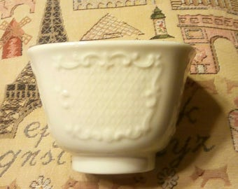 Vintage Lenox Ivory Candy Bowl preloved