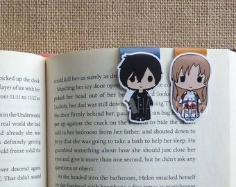 Magnetic Bookmarks • Trapped in a Game