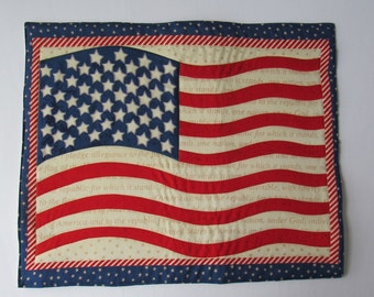 Flag Placemats - Set of Four