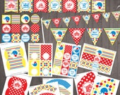 Circus Party Supplies - P...