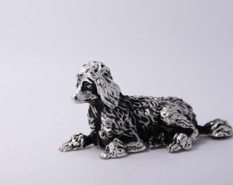 Poodle dog, poodle miniature, Poodle figurine, Poodle art, Poodle gift, Poodle sculpture, Dogs gift, Dog figurine, Dogs art, Dog sculpture