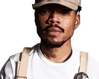 Chance Illustrator Portait