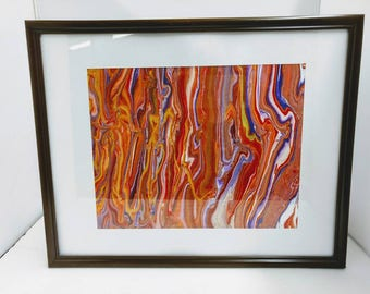 Abstract Acrylic Art No. 4
