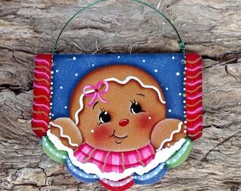 Sweet Ginger Ornament