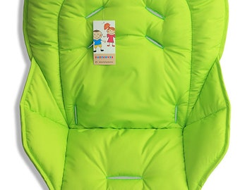 The seat pad cover for highchair Chicco Polly.