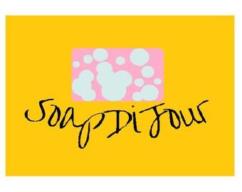 Soap Di Jour sample