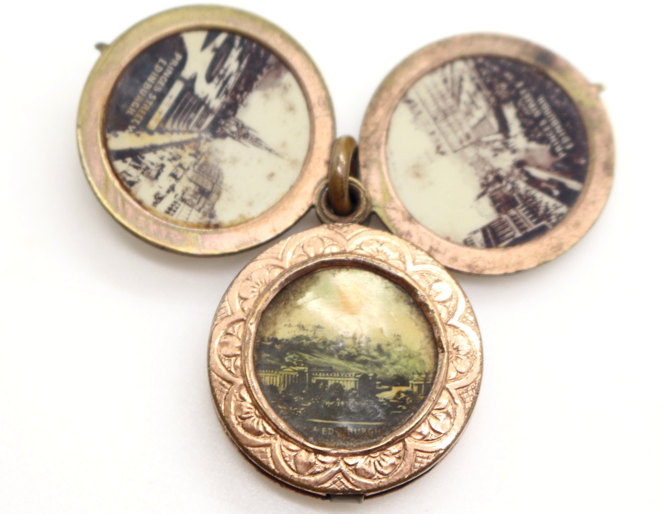 lockets open floating youtube turn circular to watch and locket how twist