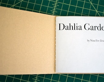 Dahlia Zine