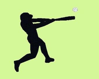 Baseball Machine Embroidery Design, Baseball machine embroidery, Baseball embroidery design, Baseball design, Baseball pattern, sport, 4x4