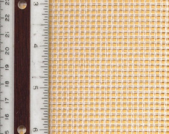 "PER FOOT 8/16 Penelope Needlepoint Canvas - Approx. 23-1/2"" Wide - Sold by the FOOT (12 Inches)"