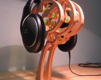 The Thinker Headphone Stand