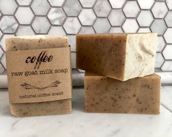 Coffee Goat Milk Soap