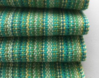 Cotton Dish Towel Aqua Blue