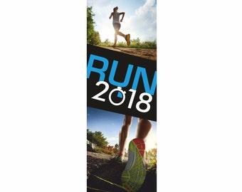 Run 2018 Calendar