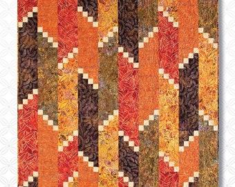 Fire Escape Quilt Pattern by Atkinson Designs