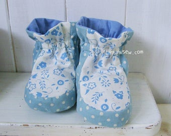 Bailey Baby Booties PDF Sewing Pattern (#74)