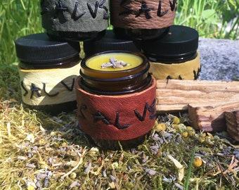 Holy Wood x Herbal Healing Salve