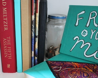 Book Box ~ Free your mind.