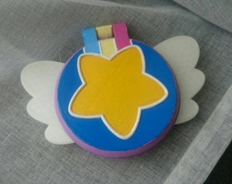 Star vs the Forces of Evil Inspired Star Butterfly Compact Prop