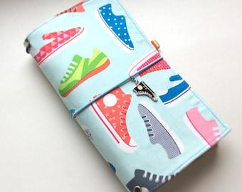 In Stock- Fabric Cover Fauxdori, Travelers Notebook, Midori insert, Cover fabric, Fabric Midori book, Field Note, Standard Size Midori