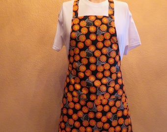Men's Apron for the Basketball Enthuisiast