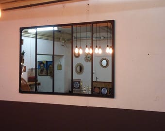 Mirror style industrial canopy 150 X 100