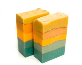 Mango Tropics Silk Soap