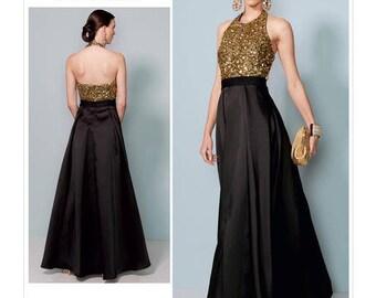 Dress sewing pattern Vogue V1534