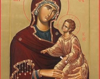 Mother of God orthodox icon