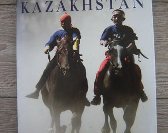 """The Gift Book """"KAZAKHSTAN. Coming of age."""""""