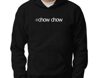 Hashtag Chow Chow Hoodie