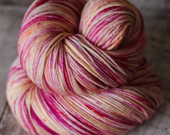Jennine - Australian Superwash Merino / Nylon 4ply Yarn