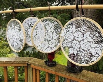Lace Dream Wall Hanging