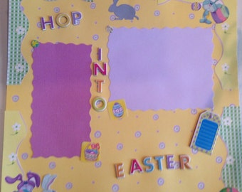 HOP INTO EASTER