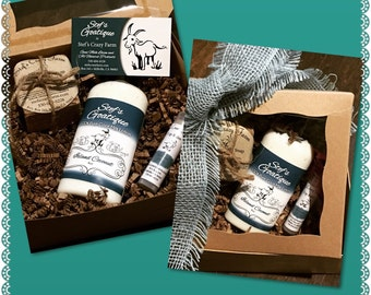 4oz Goat Milk Lotion Gift Set
