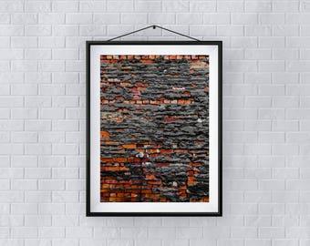 Lava - Premium Quality – Wall Art - Giclée Print – Urban Art - Martin Sylvester - Sylvo81