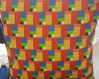 Bricks Cushion cover