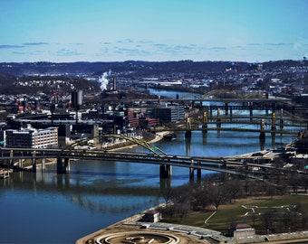 Pittsburgh - Blue Steel