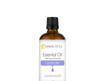 Lavender Essential Oil 100% Pure 10ml 50ml 100ml 250ml 500ml 1 litre