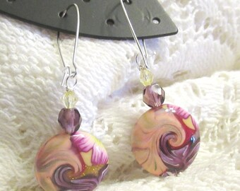 South Seas Splendor Earrings